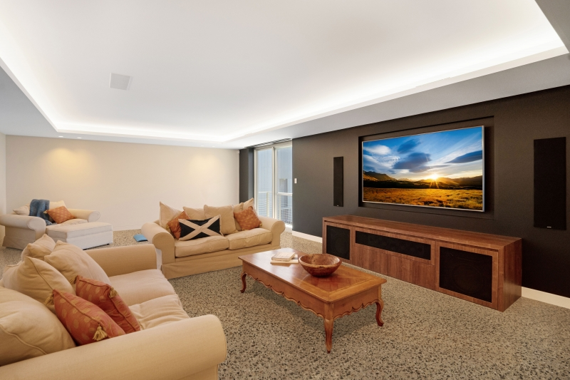 Avoca Beach Cinema Room